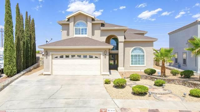 3144 Tierra Cuervo Drive, El Paso, TX 79938 (MLS #847499) :: Summus Realty