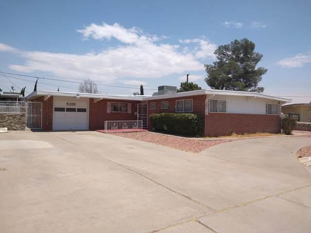 5205 Branon Street, El Paso, TX 79924 (MLS #847502) :: The Matt Rice Group