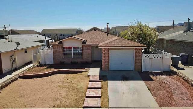 4672 Robert Acosta Drive, El Paso, TX 79934 (MLS #847506) :: Summus Realty