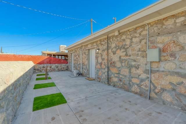 3800 Idalia Avenue B, El Paso, TX 79930 (MLS #847511) :: Summus Realty