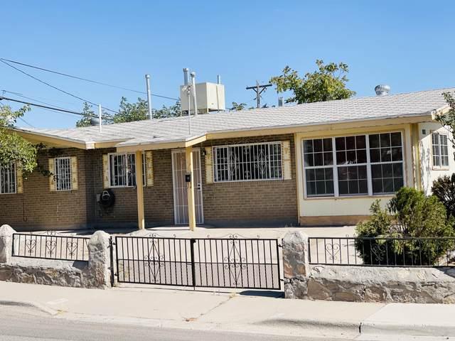 1236 Stanley Street, El Paso, TX 79907 (MLS #847512) :: Summus Realty