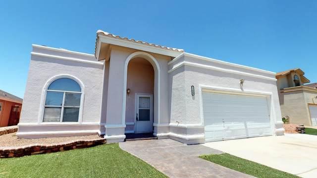 12669 Tierra Tigre Avenue, El Paso, TX 79938 (MLS #847513) :: Summus Realty