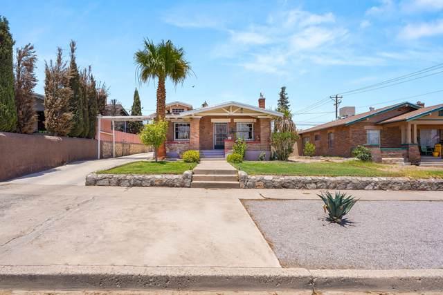 2731 Aurora Avenue, El Paso, TX 79930 (MLS #847518) :: The Matt Rice Group