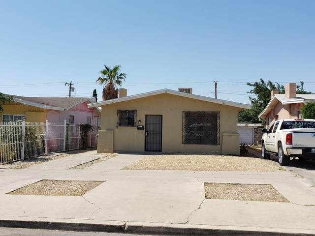 3210 Mountain Avenue, El Paso, TX 79930 (MLS #847520) :: The Matt Rice Group