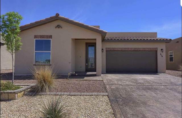 614 Billston Road, El Paso, TX 79928 (MLS #847521) :: Red Yucca Group