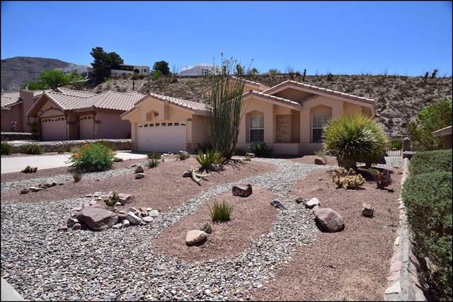 5670 Burning Tree Drive, El Paso, TX 79912 (MLS #847525) :: The Matt Rice Group