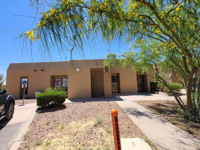 615 E Schuster Unit 8, El Paso, TX 79902 (MLS #847529) :: Summus Realty