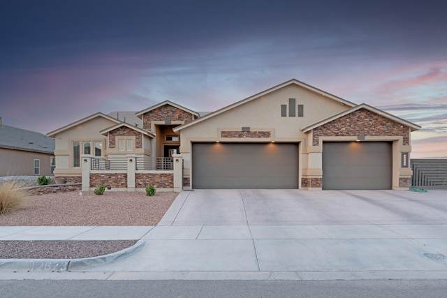 12673 Arrow Weed, El Paso, TX 79928 (MLS #847532) :: Preferred Closing Specialists