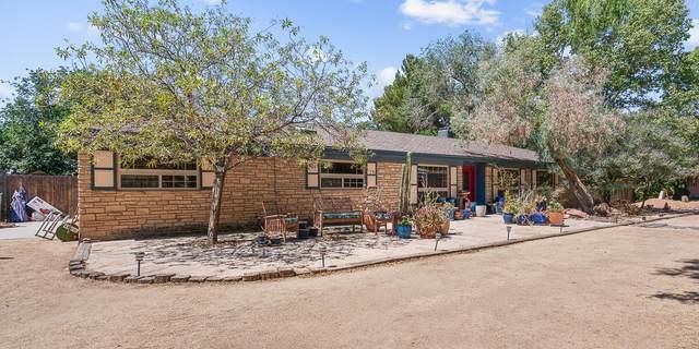 756 Dahlia Court, El Paso, TX 79922 (MLS #847535) :: Jackie Stevens Real Estate Group
