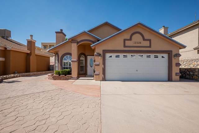 12249 Riane Chantee Drive, El Paso, TX 79936 (MLS #847544) :: The Matt Rice Group
