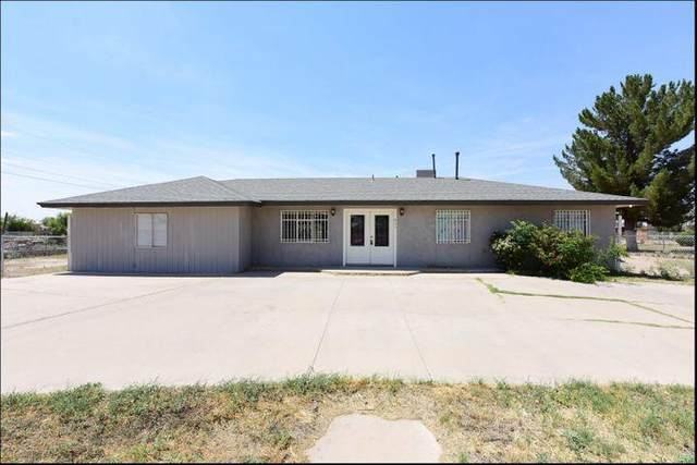 211 Isabel Way Way, Socorro, TX 79927 (MLS #847551) :: Preferred Closing Specialists