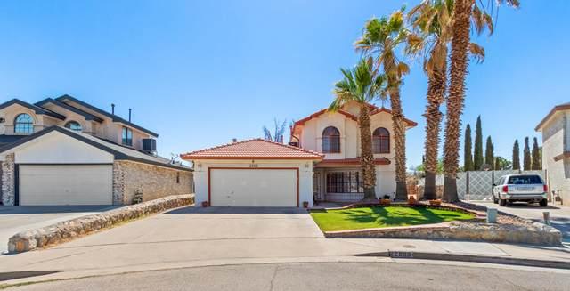 2908 Ernesto Serna Place, El Paso, TX 79936 (MLS #847554) :: The Matt Rice Group