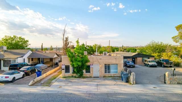 7909 La Jolla Drive, El Paso, TX 79915 (MLS #847561) :: Jackie Stevens Real Estate Group