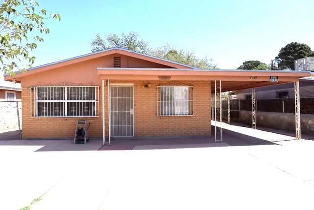 8149 Cooley Ave., El Paso, TX 79907 (MLS #847567) :: The Matt Rice Group