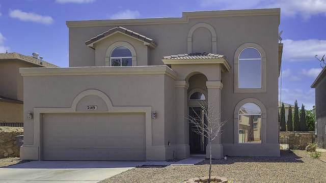 2149 Shreya Street, El Paso, TX 79938 (MLS #847568) :: Preferred Closing Specialists