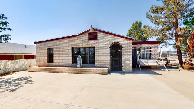 4020 Leavell Avenue, El Paso, TX 79904 (MLS #847570) :: The Matt Rice Group