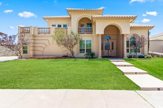 6524 Eagle Ridge Drive, El Paso, TX 79912 (MLS #847577) :: Preferred Closing Specialists