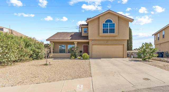 466 Viale Lungo Avenue, El Paso, TX 79932 (MLS #847578) :: Jackie Stevens Real Estate Group