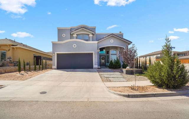 240 S Halstead, Horizon City, TX 79928 (MLS #847586) :: Summus Realty