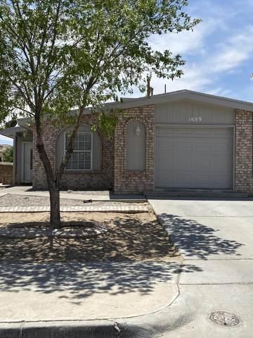 1689 Saint Stephen Place, El Paso, TX 79936 (MLS #847591) :: Jackie Stevens Real Estate Group
