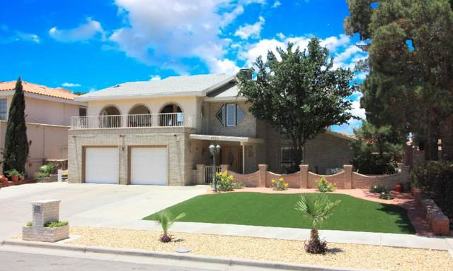 1935 Bay City Place, El Paso, TX 79936 (MLS #847595) :: The Purple House Real Estate Group