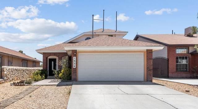 1638 Saint Cassian Drive, El Paso, TX 79936 (MLS #847597) :: Jackie Stevens Real Estate Group