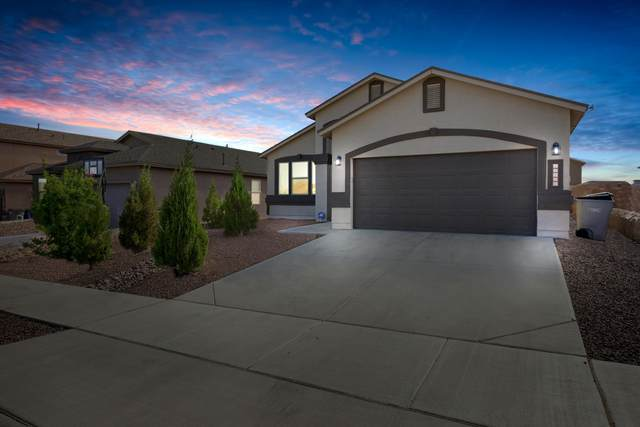 12156 Cherry Wood Lane, El Paso, TX 79934 (MLS #847600) :: Summus Realty