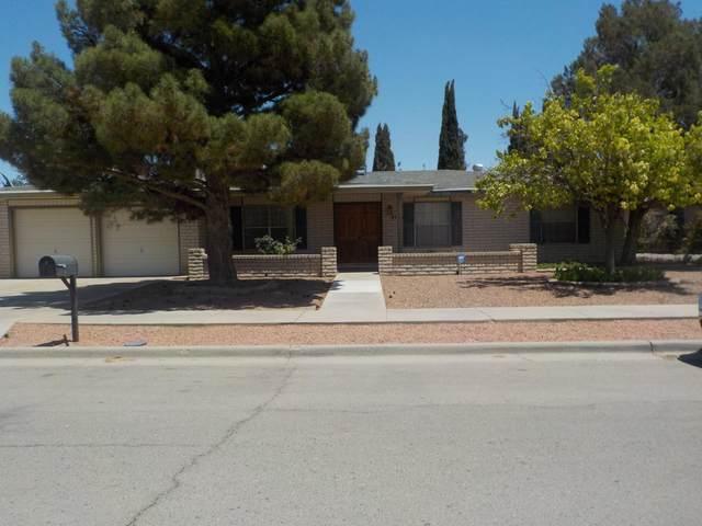 3116 Eads Place, El Paso, TX 79935 (MLS #847601) :: The Matt Rice Group