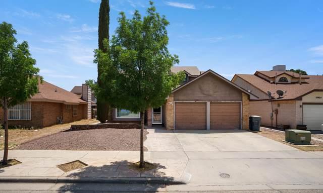 10972 Duke Snider Circle, El Paso, TX 79934 (MLS #847603) :: Red Yucca Group