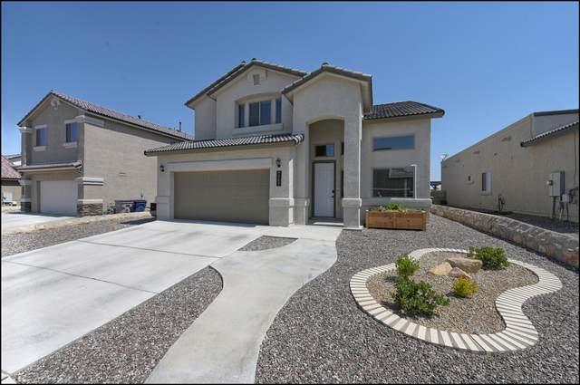 7787 Enchanted Path Drive, El Paso, TX 79911 (MLS #847604) :: Jackie Stevens Real Estate Group