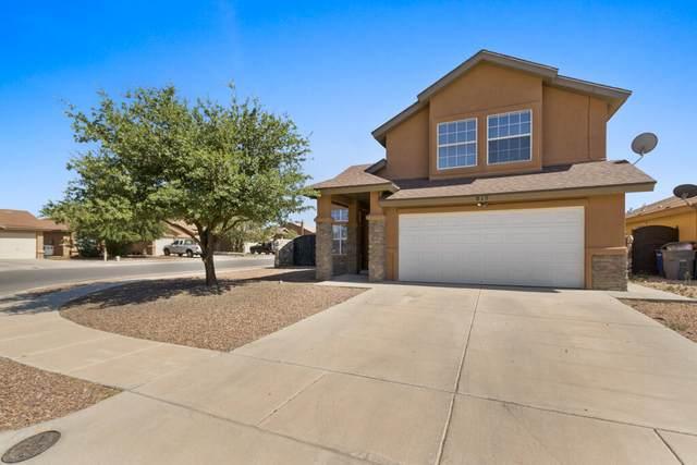 815 Saguaro Court, El Paso, TX 79932 (MLS #847606) :: Jackie Stevens Real Estate Group