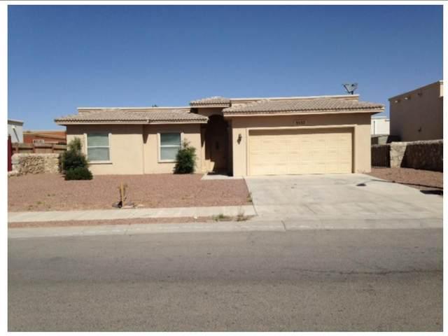 3537 Tierra Vergel Drive, El Paso, TX 79938 (MLS #847608) :: Jackie Stevens Real Estate Group