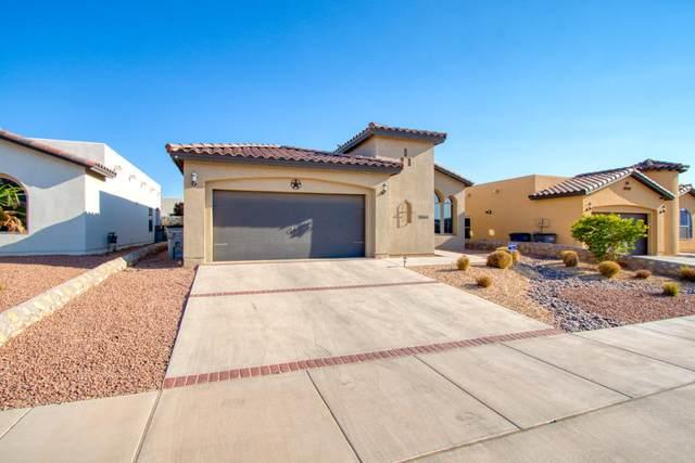 13144 Mystic Path, El Paso, TX 79938 (MLS #847609) :: Jackie Stevens Real Estate Group