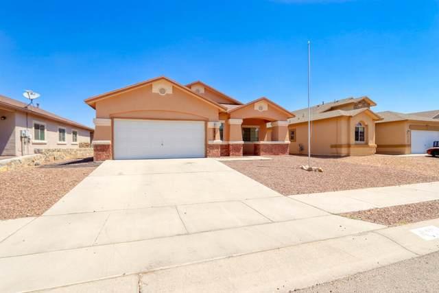 14345 Apache Point Drive, El Paso, TX 79938 (MLS #847612) :: Jackie Stevens Real Estate Group