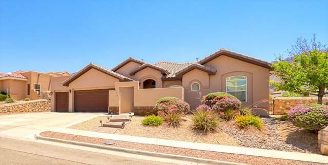 1248 Franklin Bluff Drive, El Paso, TX 79912 (MLS #847616) :: Preferred Closing Specialists
