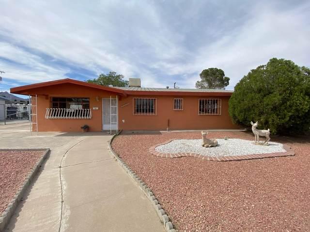 5025 Benning Avenue, El Paso, TX 79904 (MLS #847624) :: Jackie Stevens Real Estate Group