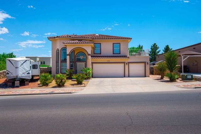 13524 Emerald Terrace Terrace, El Paso, TX 79928 (MLS #847625) :: Jackie Stevens Real Estate Group