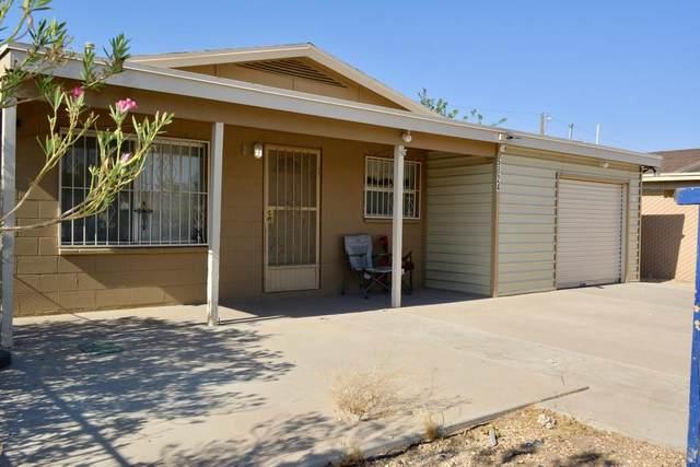 5824 Kurita Avenue, El Paso, TX 79905 (MLS #847626) :: Preferred Closing Specialists