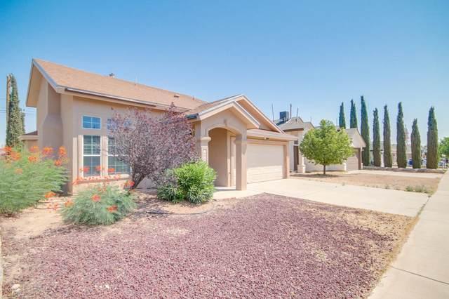 5017 Silver Sands Avenue, El Paso, TX 79924 (MLS #847629) :: Preferred Closing Specialists