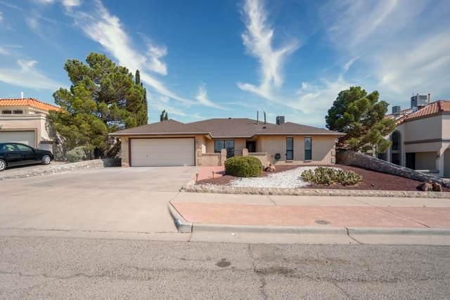 614 Bluff Canyon Circle, El Paso, TX 79912 (MLS #847632) :: Jackie Stevens Real Estate Group