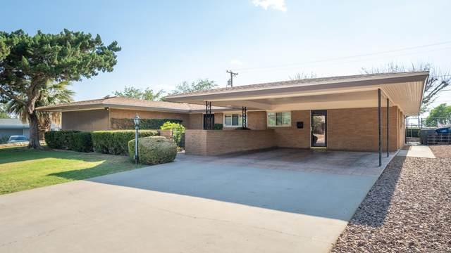 405 Springhill Circle, El Paso, TX 79912 (MLS #847633) :: Jackie Stevens Real Estate Group