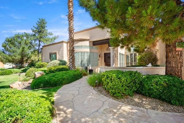 6641 El Parque Drive, El Paso, TX 79912 (MLS #847635) :: Jackie Stevens Real Estate Group