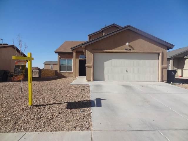 14229 Lasso Rock Drive, El Paso, TX 79938 (MLS #847636) :: Jackie Stevens Real Estate Group