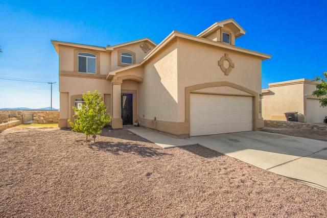 14309 Desert Sage Drive, Horizon City, TX 79928 (MLS #847639) :: Preferred Closing Specialists