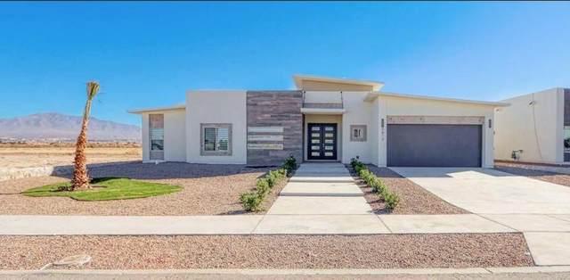 5845 Angel Street, El Paso, TX 79932 (MLS #847648) :: Preferred Closing Specialists