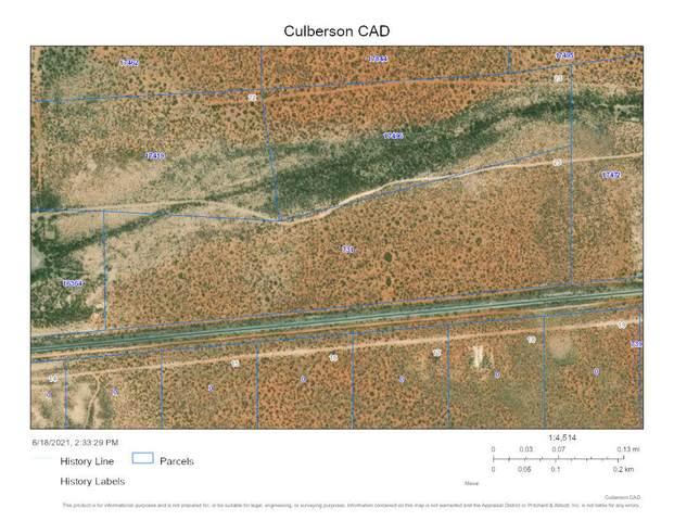 000 Culberson County, Van Horn, TX 79855 (MLS #847649) :: The Matt Rice Group
