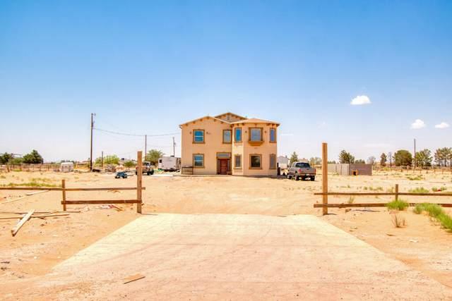 14221 Wagon Trail Drive, El Paso, TX 79938 (MLS #847650) :: Preferred Closing Specialists