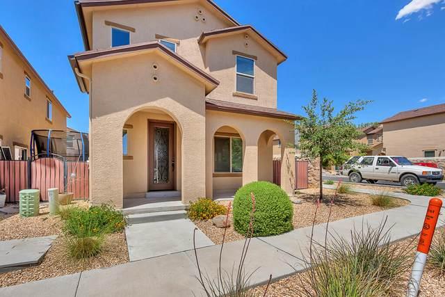 6697 Red Canyon Sage Lane, El Paso, TX 79912 (MLS #847652) :: Preferred Closing Specialists