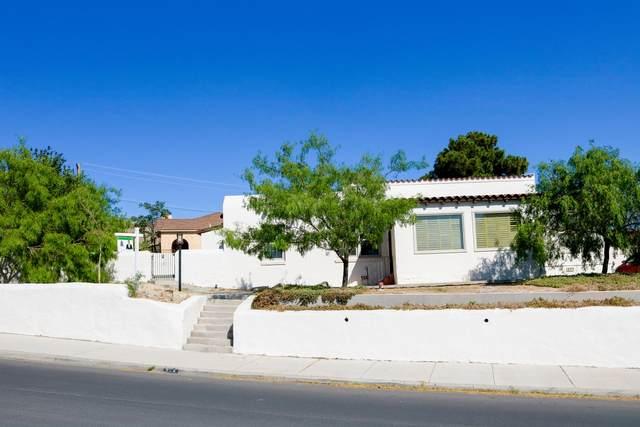 924 Mesita Drive, El Paso, TX 79902 (MLS #847659) :: Summus Realty