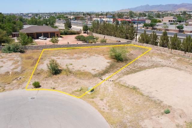 5028 Jardines Place, El Paso, TX 79932 (MLS #847661) :: Preferred Closing Specialists